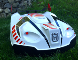 Husqvarna Automower Tuning